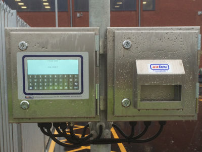 Axtec Dynamic Axle Weighbridge Instrumentation