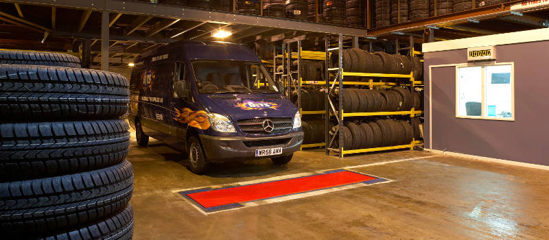 Axtec Static Axle Weighbridge