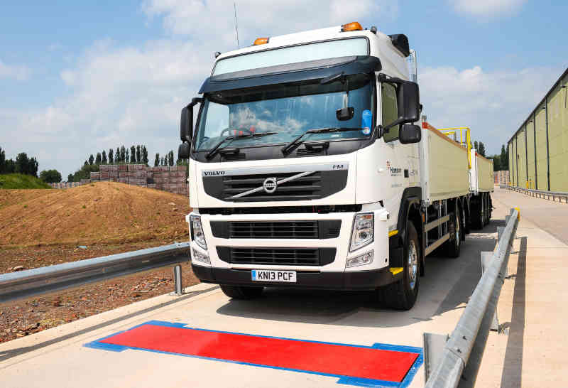 Axtec Dynamic Axle Weighbridge